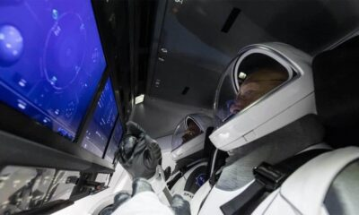 spacex nasa crew dragon